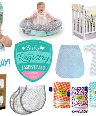 Baby Registry Essentials Giveaway