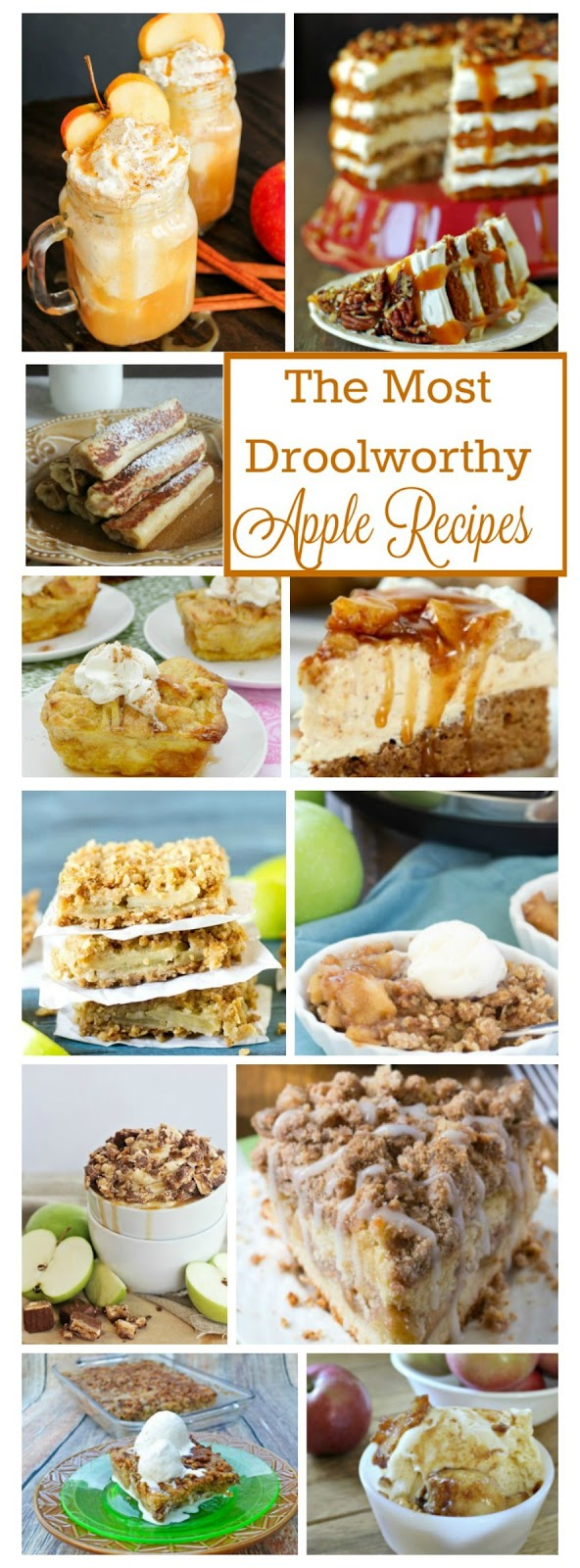 apple recipes, best apple recipes, droolworthy apple recipes