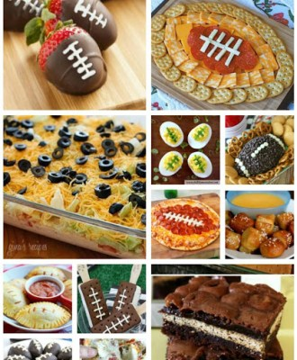 Scrumptious Super Bowl Snacks