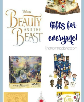 Beauty and The Beast Gifts for Everyone!