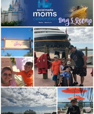 2017 Disney Social Media Moms Celebration: Day 5 Recap