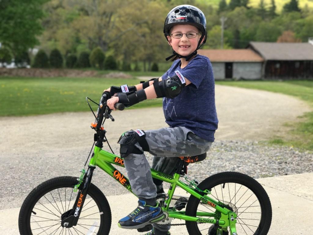 Kids Bike Safety