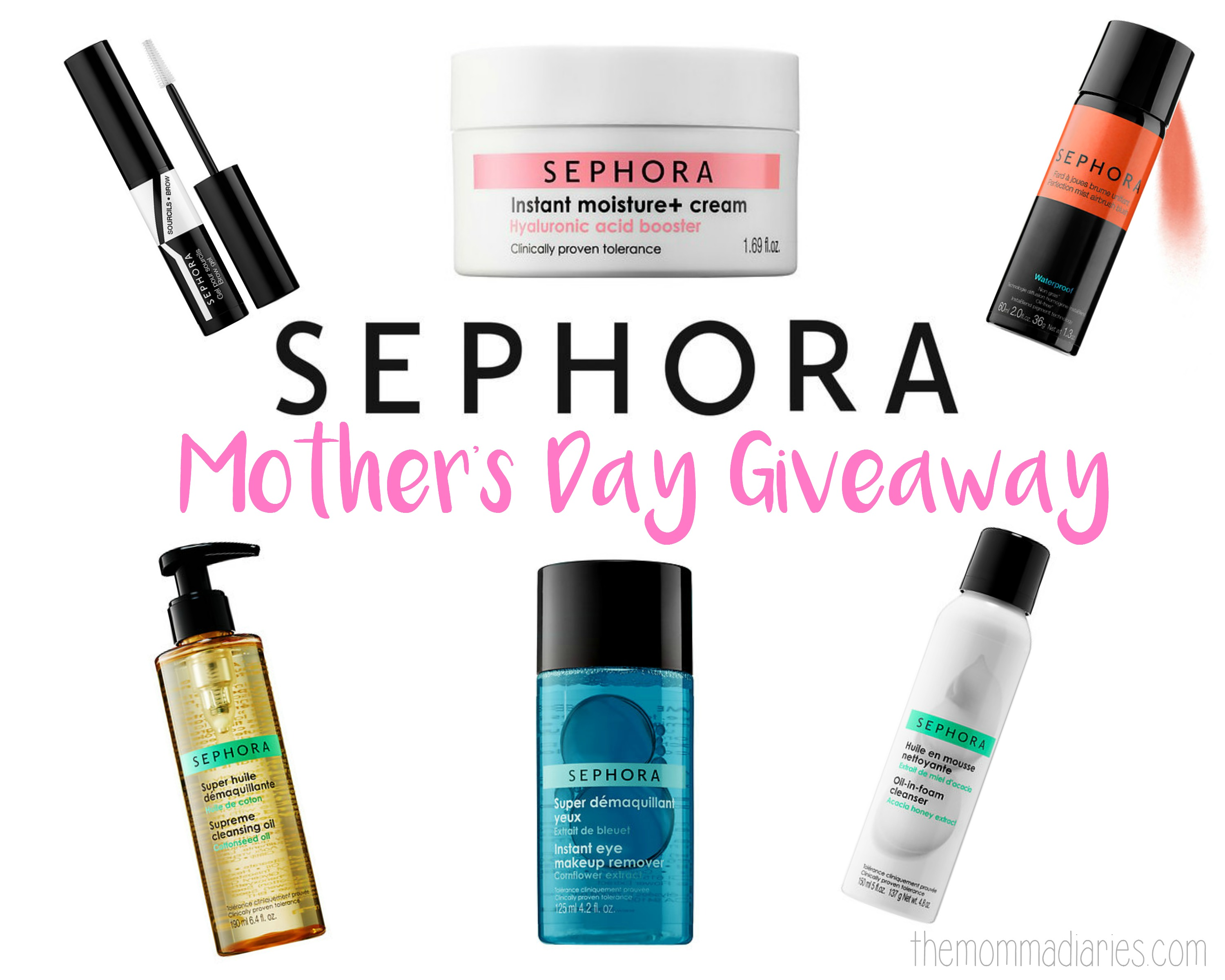 Sephora Mothers Day Giveaway The Momma Diaries