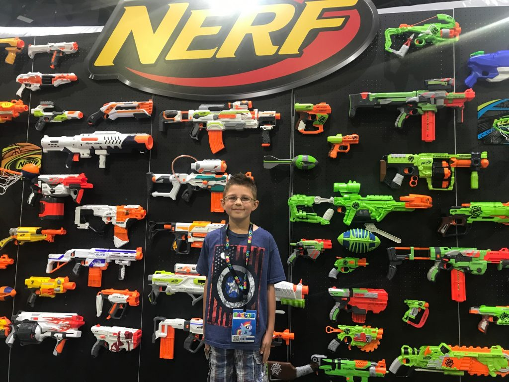 Hascon Nerf Battle Arena
