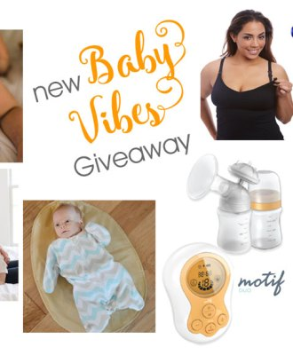 New Baby Vibes Giveaway