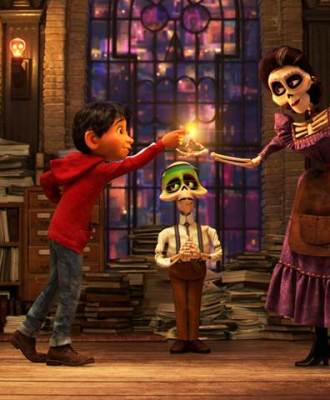 Disney Pixar's COCO – New Clip & Featurette!