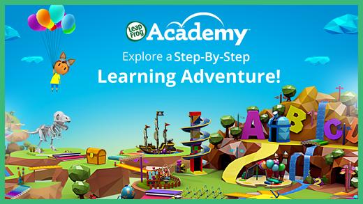 Preparing for Preschool, LeapFrog Acadmy