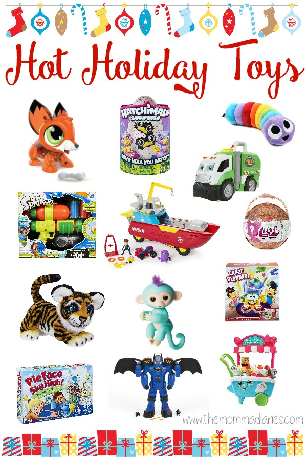 Hot Holiday Toys, Holiday Gifts, holiday gift guide, christmas toys, gifts for kids