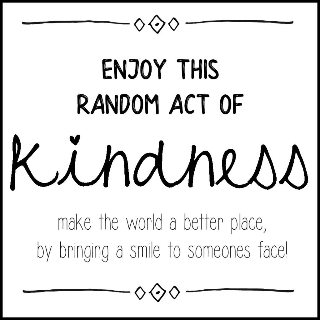 how to make random acts of kindness bracelets