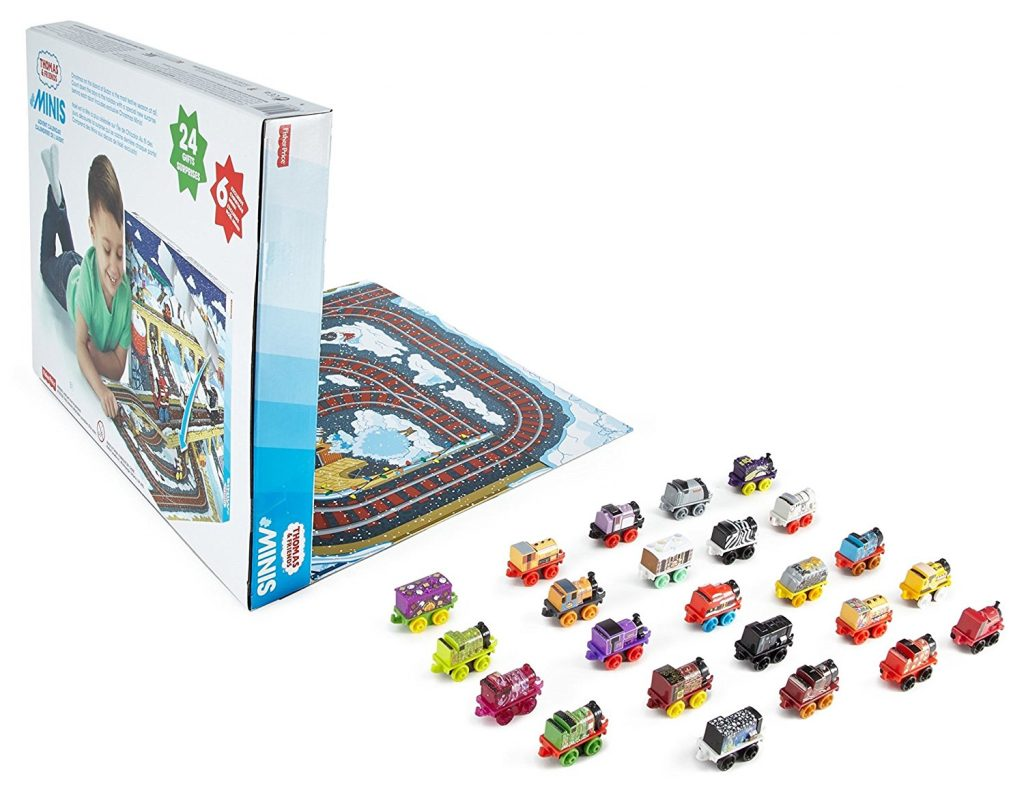 Thomas the Train Minis Advent Calendar