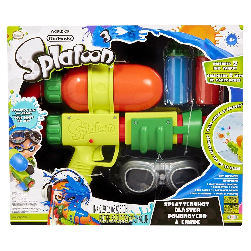 Splatoon Splattershot Ink Blaster