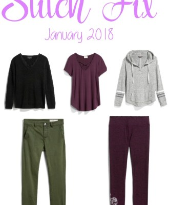 Stitch Fix January 2018