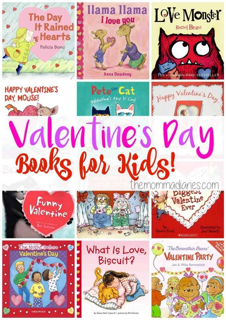 Valentine's day Books for Kids, Kids Valentine's Day Books
