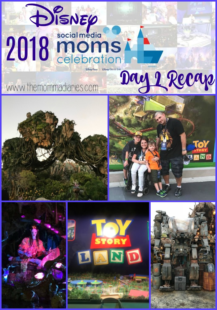 2018 Disney Social Media Moms Celebration, Disney Social Media Moms Recap, #DisneySMMC