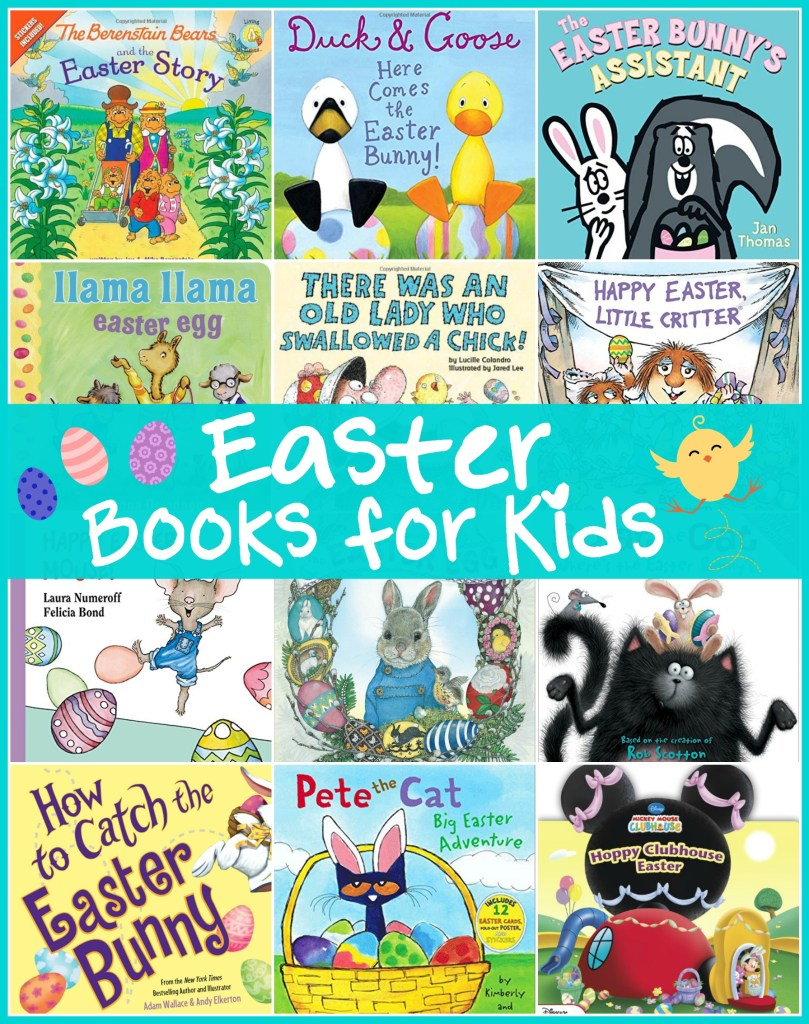 Easter Books for Kids, Kids Easter Books
