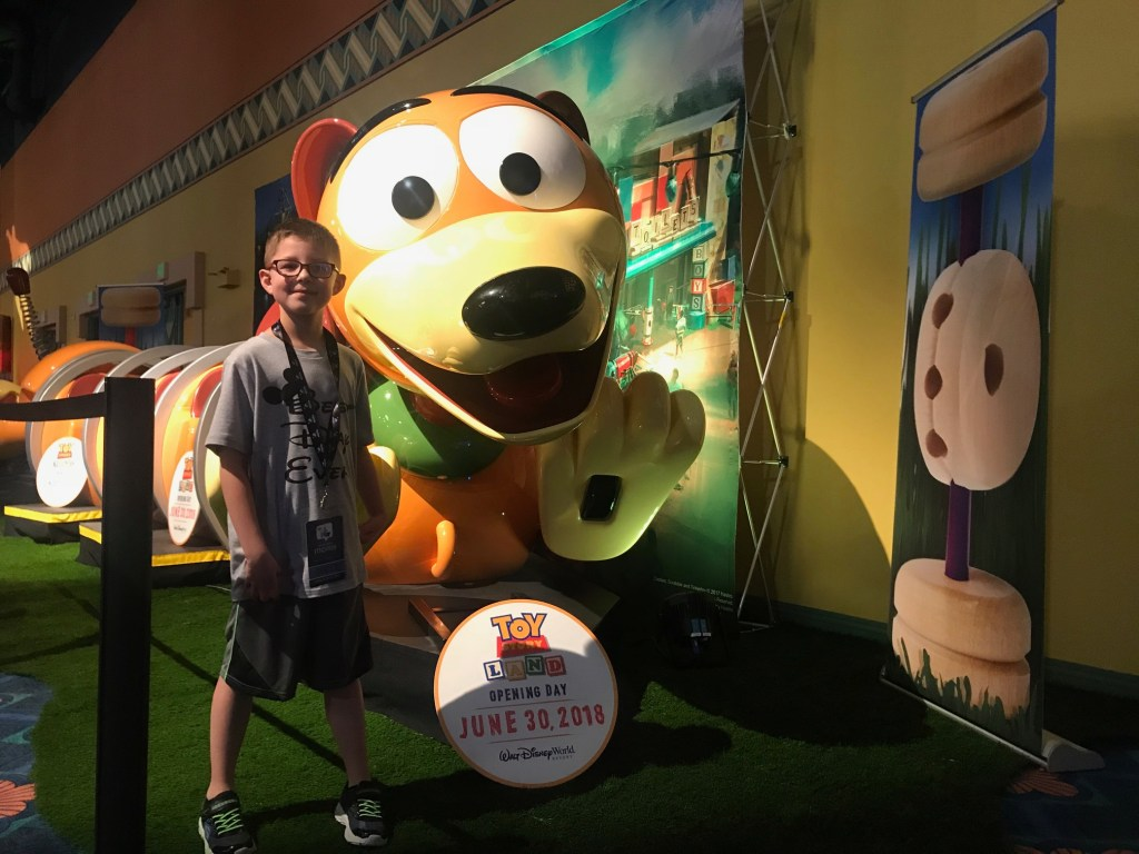 Slinky Dog Dash Toy Story Land Disney's Hollywood Studios