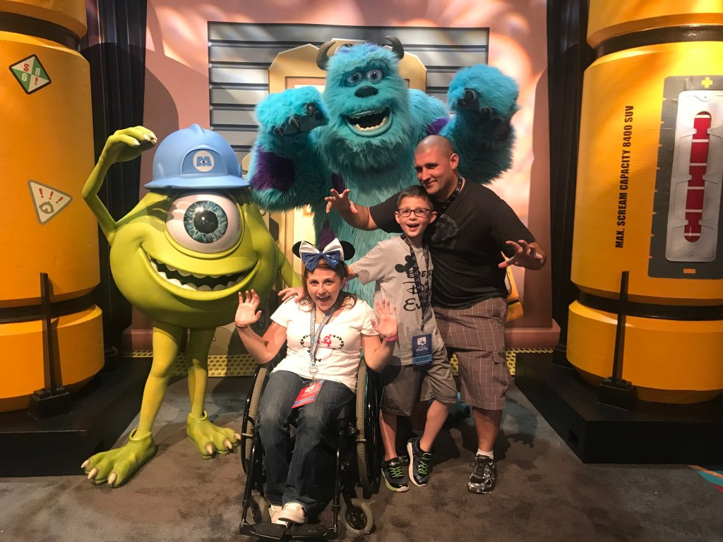 DisneySMMC Monsters Inc