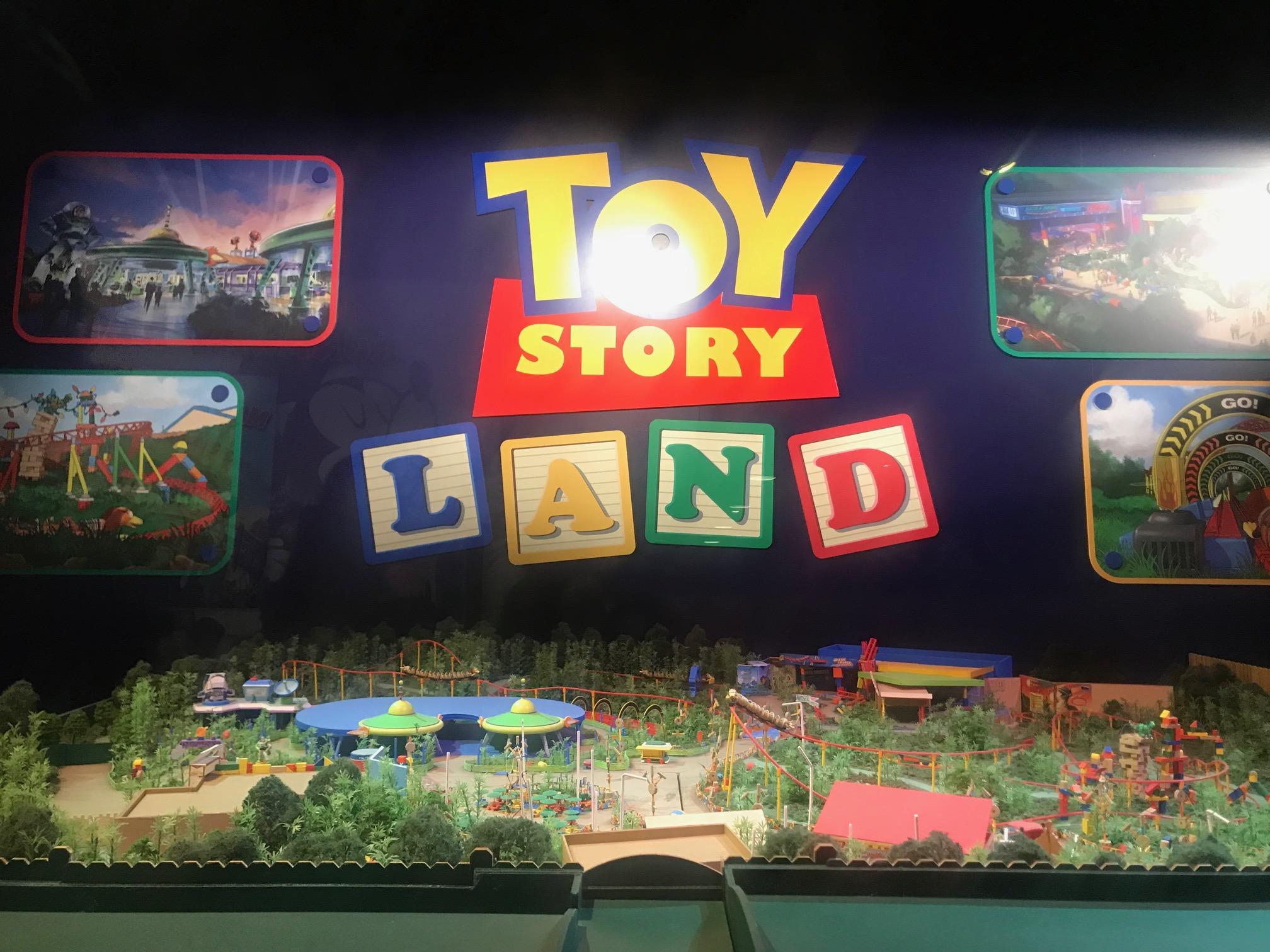 Toy Story Land at Disney's Hollywood Studios