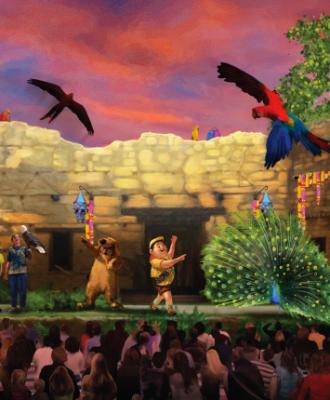 Celebrate Disney's Animal Kingdom's 20th Anniversary!
