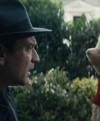 Christopher Robin Trailer FIRST LOOK!!