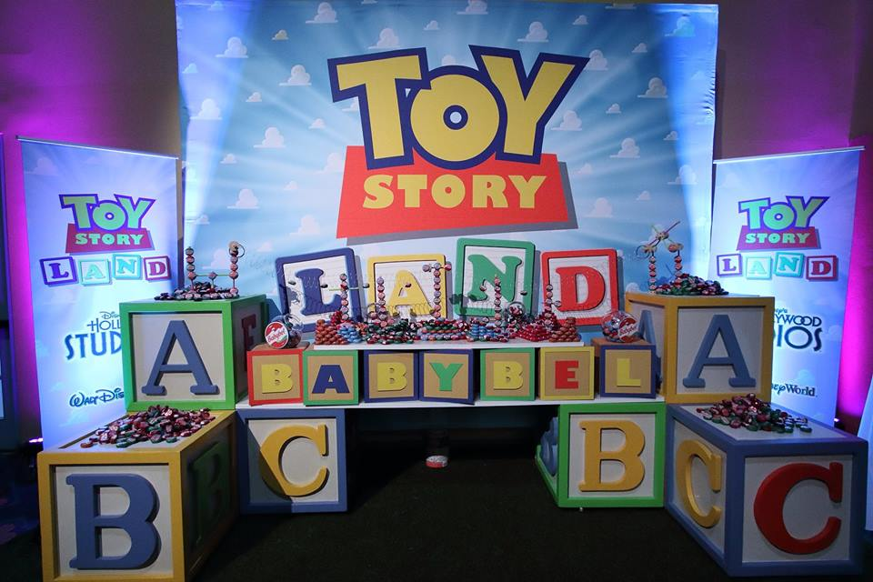 Toy Story Land, Mini Baybel