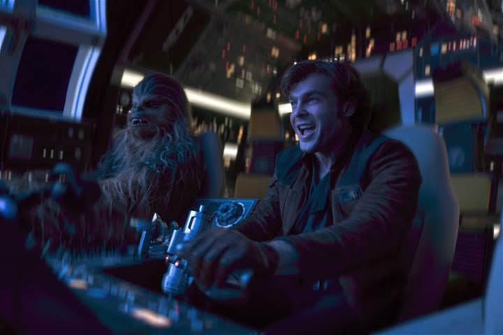 Solo A Star Wars Story Chewbacca