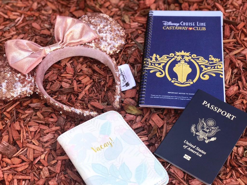 Disney Cruise Line Documents