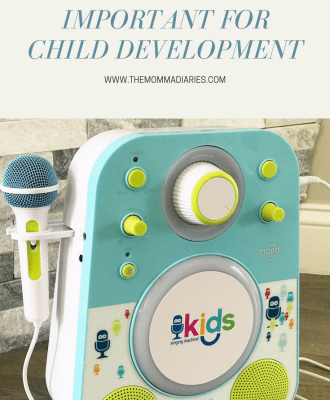 Why Singing is Important for Child Development