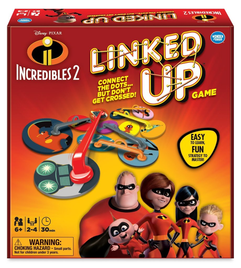 Incredible 2 Linked up Game Board