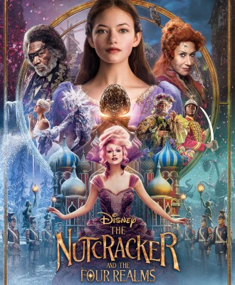 THE NUTCRACKER AND THE FOUR REALMS POSTER, EXCLUSIVE IMAGES + TRAILER