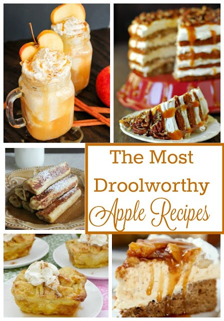 Apple Recipes, Apple Fritters, Apple Pie, Apple Donuts, Apple French Toast, Apple Cheesecake, Best Apple Recipes