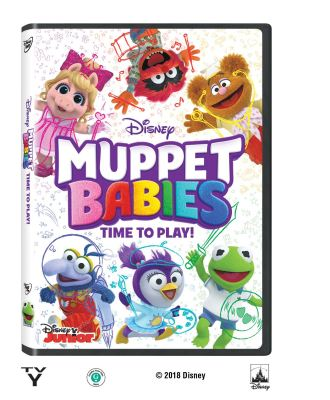 MUPPET BABIES: TIME TO PLAY IS NOW ON DVD!
