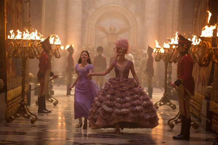 #DisneysNutcracker, Sugar Plum Fairy and Clara
