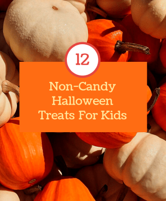 12 NON-CANDY HALLOWEEN TREATS FOR KIDS