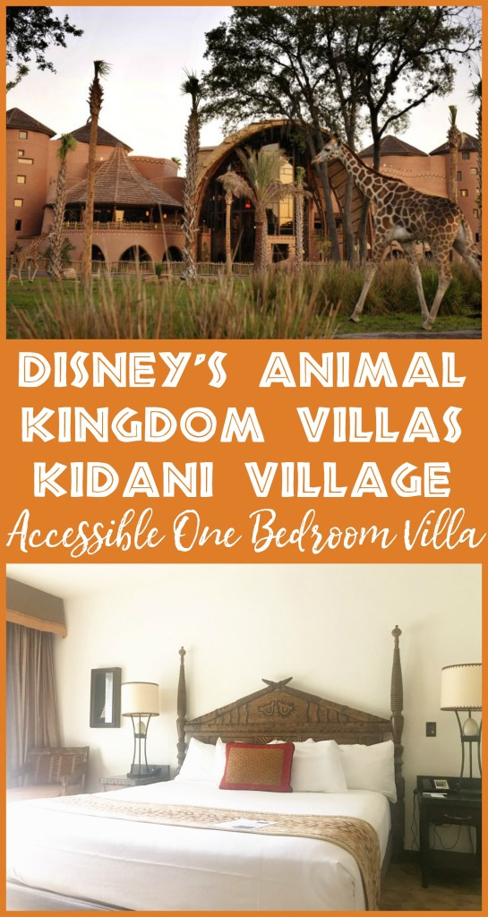 Disney's Animal Kingdom Villas Kidani Village Accessible One Bedroom Villa, Kidani Village Accessible, Animal Kingdom Lodge, Animal Kingdom Lodge Kidani Village, Disney's Animal Kingdom Lodge, Disney Vacation Club Resort, DVC Member, #DisneySMMC, wheelchair accessible Disney Resort
