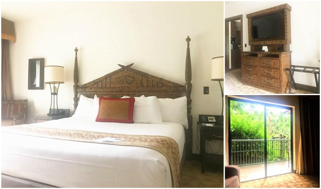 Animal Kingdom Loge Kidani Village Accessible Bedroom
