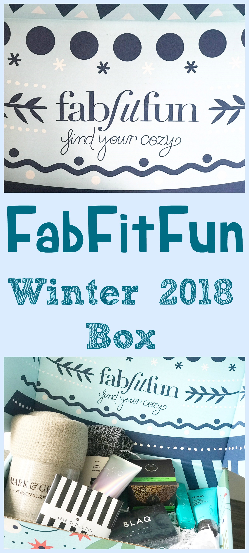 FabFitFun Winter 2018 Box, FabFitFun Box, FabFitFun Promo Code, FabFitFun coupon code, #FabFitFun Winter, #FFFPartner