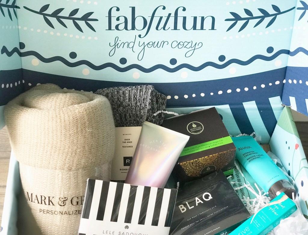 FabFitFun Winter 2018 Box