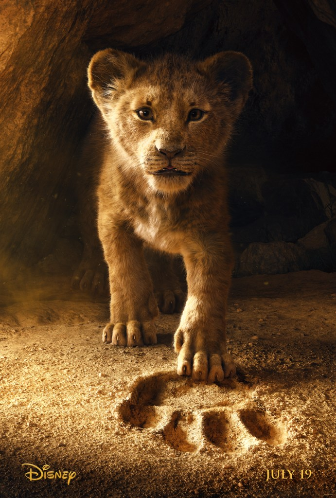 Lion King Poster, Lion King Teaser, Lion King Trailer, Lion King First Look, Disney's Live Action The Lion King