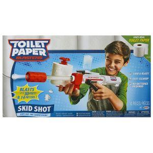 Toilet Paper Blasters