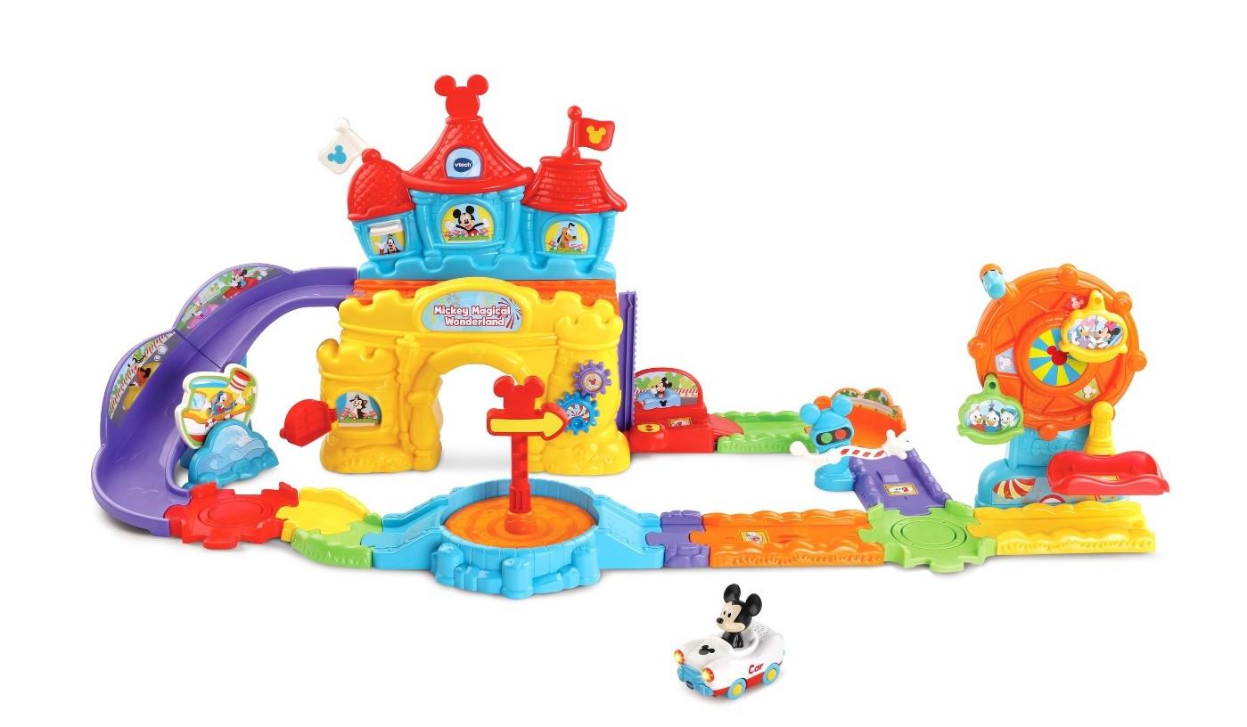 Go! Go! Smart Wheels Mickey Magical Wonderland