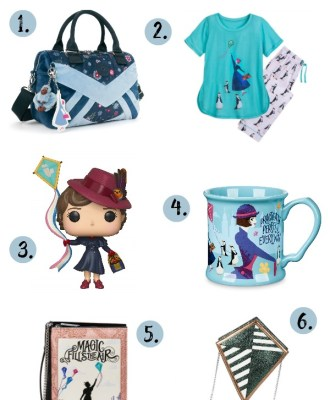 Practically Perfect Mary Poppins Returns Gifts