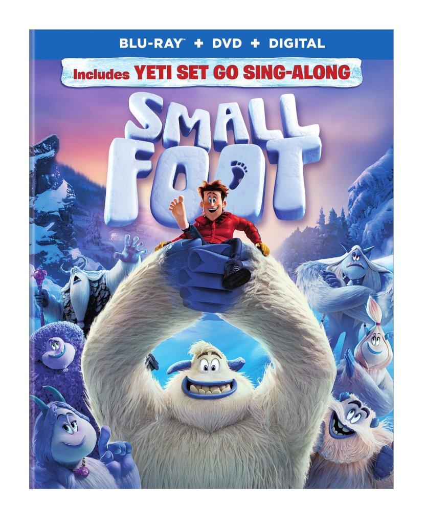 Smallfoot DVD. Smallfoot giveaway, #Smallfoot