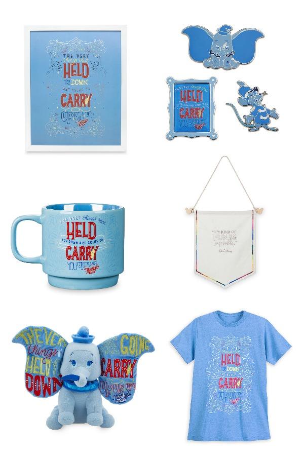 Dumbo Disney Wisdom Collection, Disney Wisdom Collection, #DisneyWisdom, #DUMBO, #NowMoreThanEver, #DisneySMMC