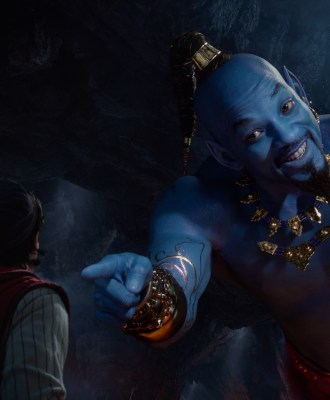 First Look at Disney's Aladdin