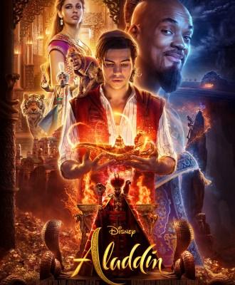 Disney's Aladdin Official Trailer + Poster
