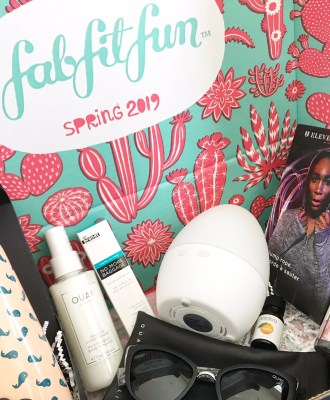 FabFitFun Spring 2019 Box + Promo Code