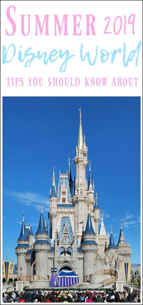 Summer 2019 Disney World, Disney World Tips for Summer, Disney tips and tricks, #DisneySMMC, #DisneyParks, #DisneyWorld, #NowMoreThanEver, #DisneyMom, #DisneyLife