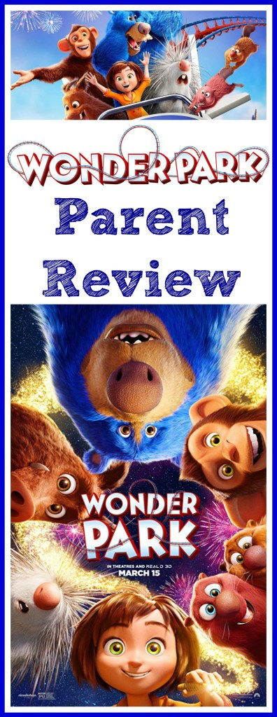 Wonder Park Parent Review, Wonder Park Parents Guide, Is Wonder Park Kid Friendly, #WonderPark