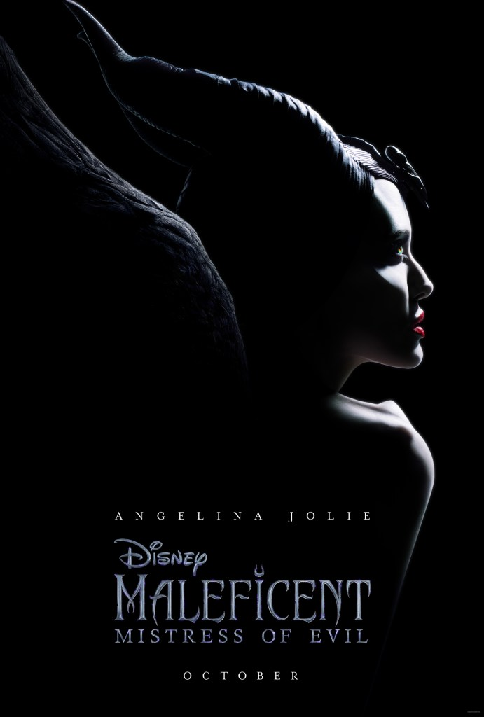Maleficent 2 teaser poster, Maleficent Mistress of Evil Teaser Trailer, Maleficent 2 trailer, Disney's Maleficent, #Maleficent